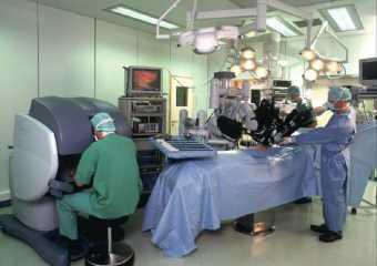 Радикальная операция при раке предстательной железы: простатэктомия