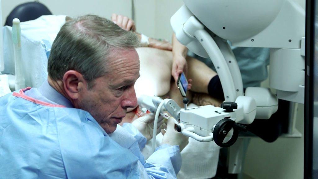 Биопсия простаты под контролем кто